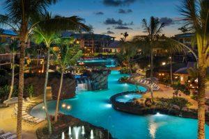 best hotel pool
