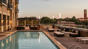 Best Nashville Hotel Pool